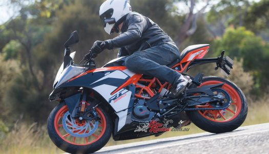 Review: 2017 KTM RC 390 (LAMS)