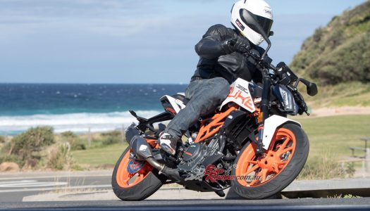 Review: 2017 KTM 390 Duke