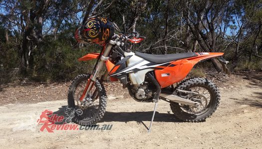 Staff Bike Update: Project KTM 350 EXC-F, PowerParts
