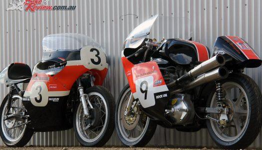 Custom Classic: Dynamic Duo – Harley XR 750 & 1000