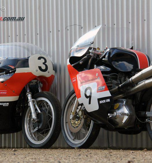 Harley-Davidson XR 750 XR 1000