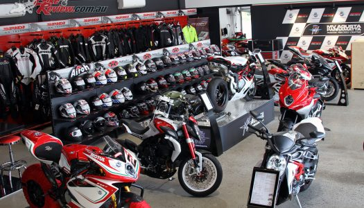Aussie Workshop: MV Agusta Parramatta