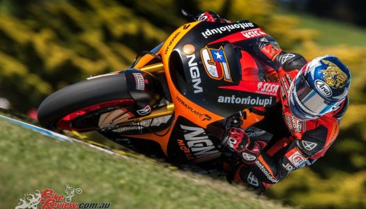 Colin Edwards to lead USA at the 2018 Island Classic