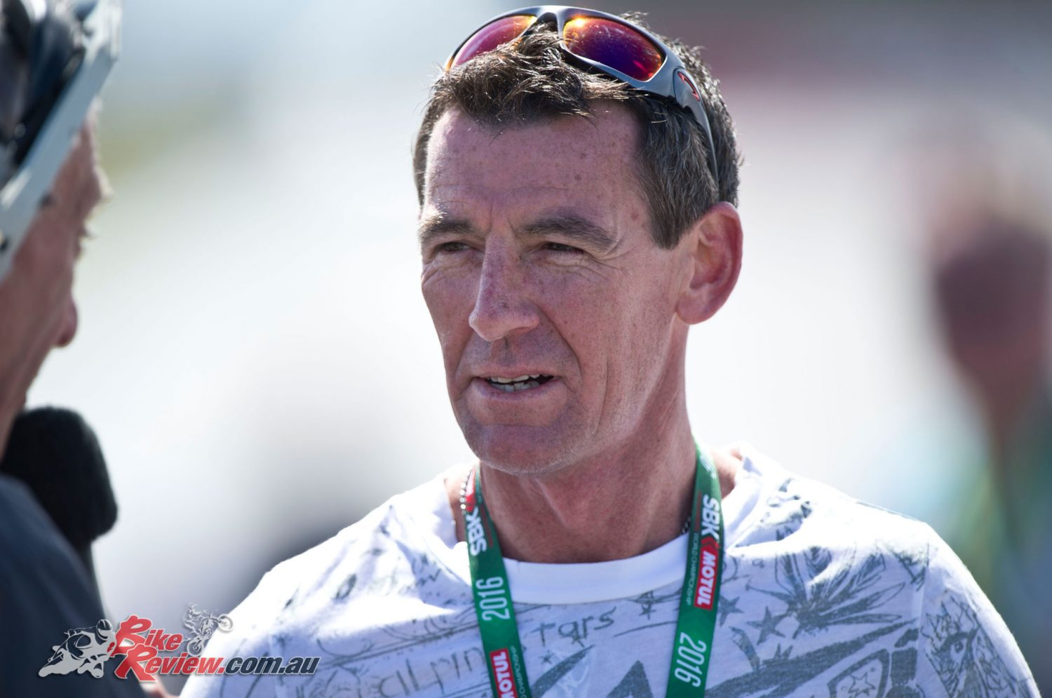 Troy Corser To Head The Australian Charge In 2018 Island
