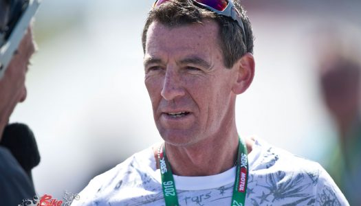 Troy Corser to head the Australian charge in 2018 Island Classic