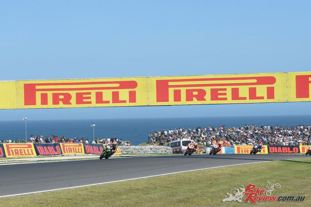 This year will see Pirelli be the official WorldSBK tyre supplier for the 17th consecutive season!