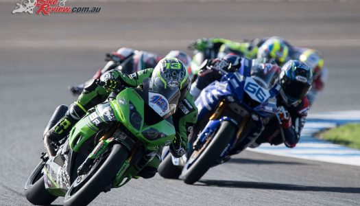 Rea takes the double at Jerez – Westy third in WSSP