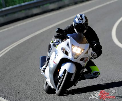 The Hayabusa saw new brakes and ABS added in 2013, it's a testament to the quality of this machine that nothing else was needed