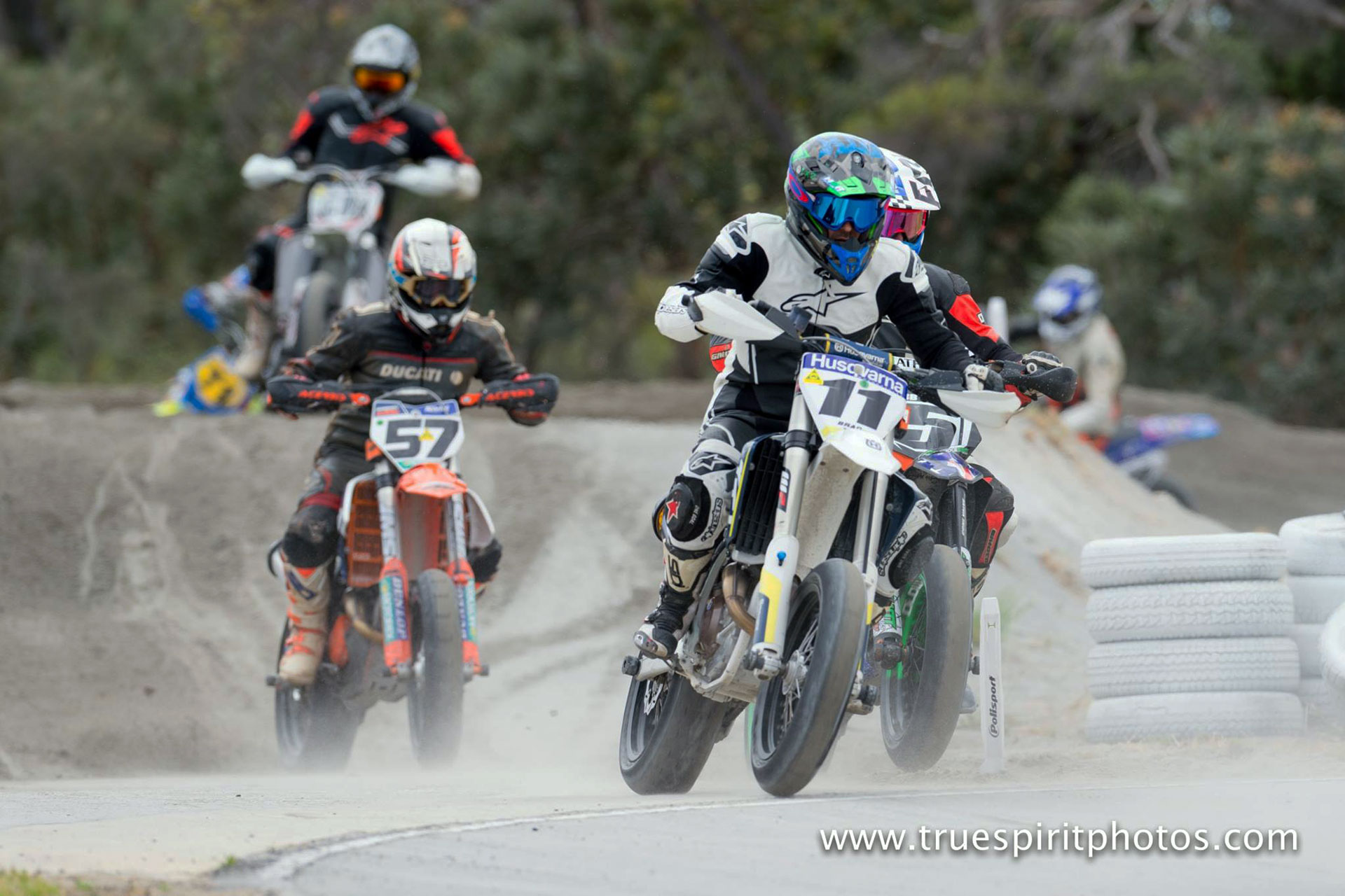 2017 Australian Supermoto Championships Wrap Up Bike Review