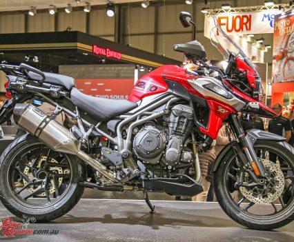 2018 Triumph Tiger 1200 XRT