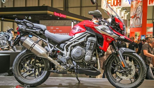 Triumph launch new 2018 Tiger 1200XC & XR