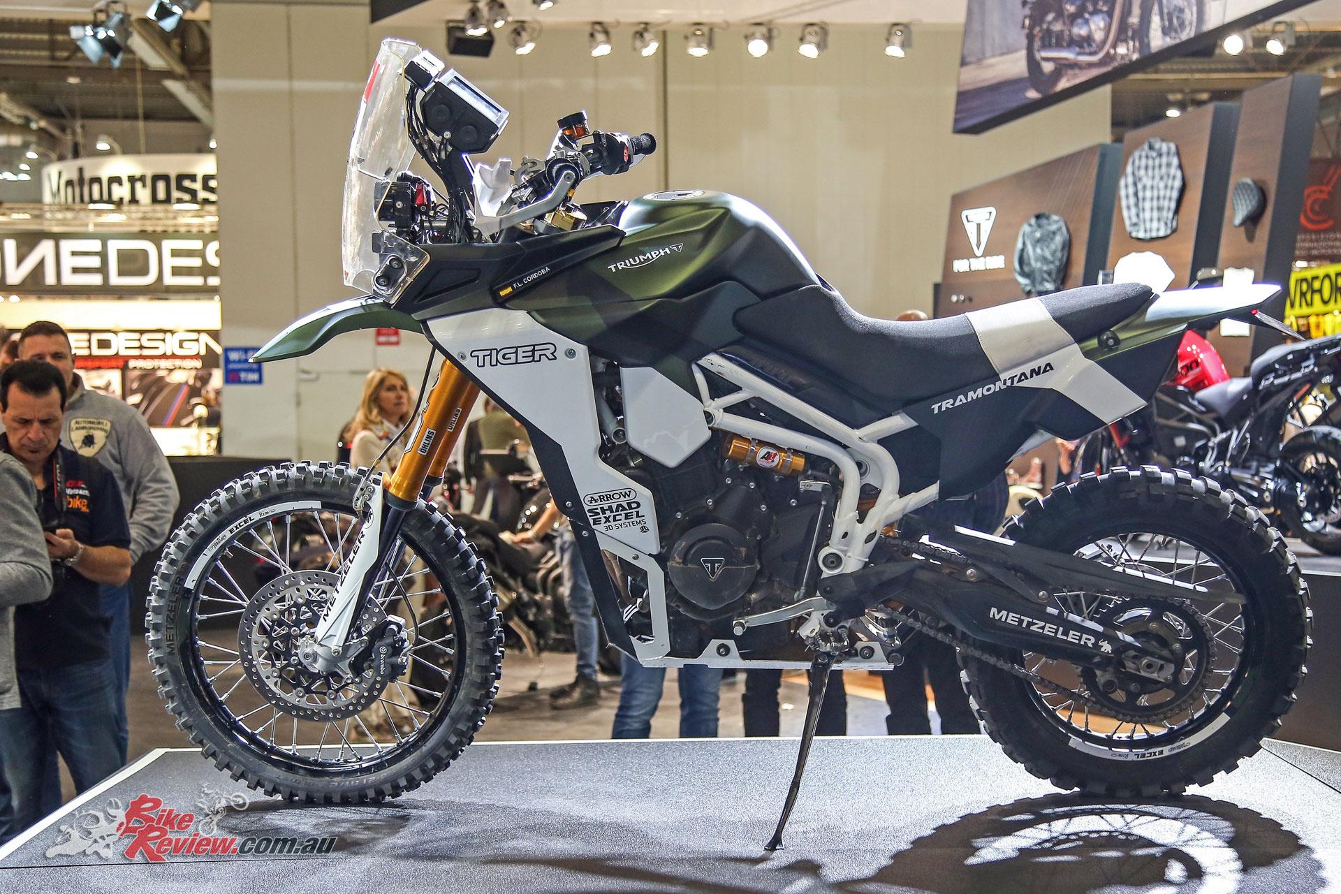 Triumph Launch New 2018 Tiger 1200xc Xr Bike Review