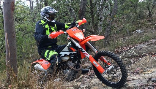 Quick Test: 2017 KTM 350 EXC-F Long Termer