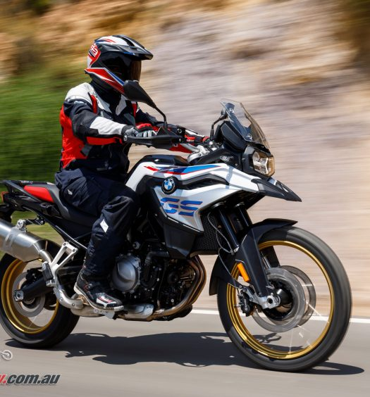 2018 BMW F 850 GS unveiled at EICMA