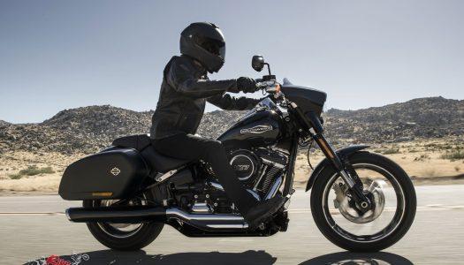 2018 Harley-Davidson Softail Sport Glide unveiled
