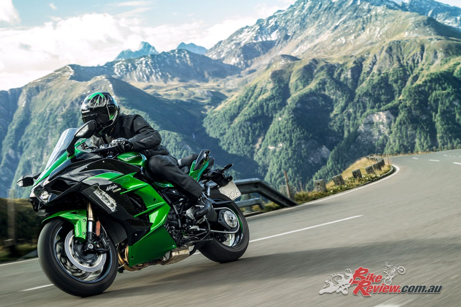 Kawasaki unveil Ninja H2 SX, Ninja 400 & Z900RS at EICMA ...