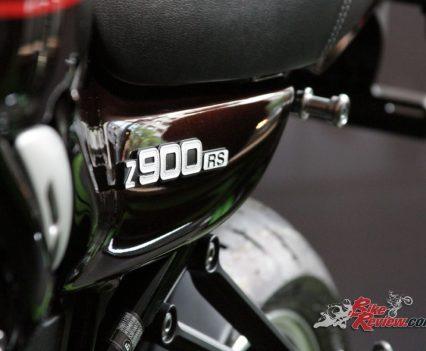 2018 Kawasaki Z900RS