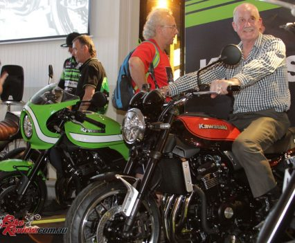 The 2018 Kawasaki Z900RS and Z900RS Cafe