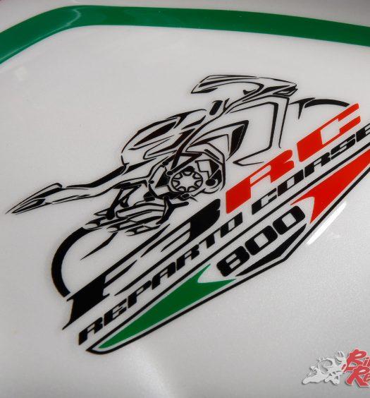 2018 MV Agusta F3 800 RC