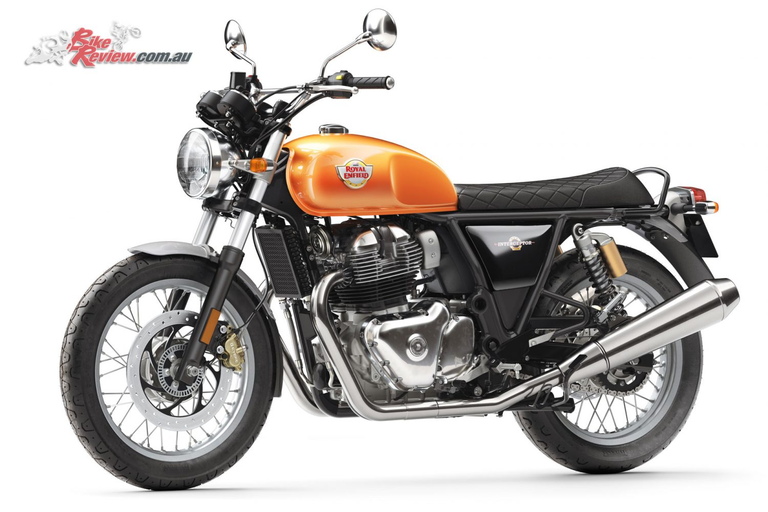 Honda Riding Gear >> Royal Enfield unveil two new 650s at EICMA - Bike Review