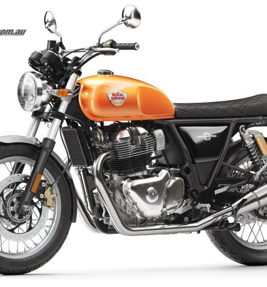 2018 Royal Enfield Interceptor INT 650