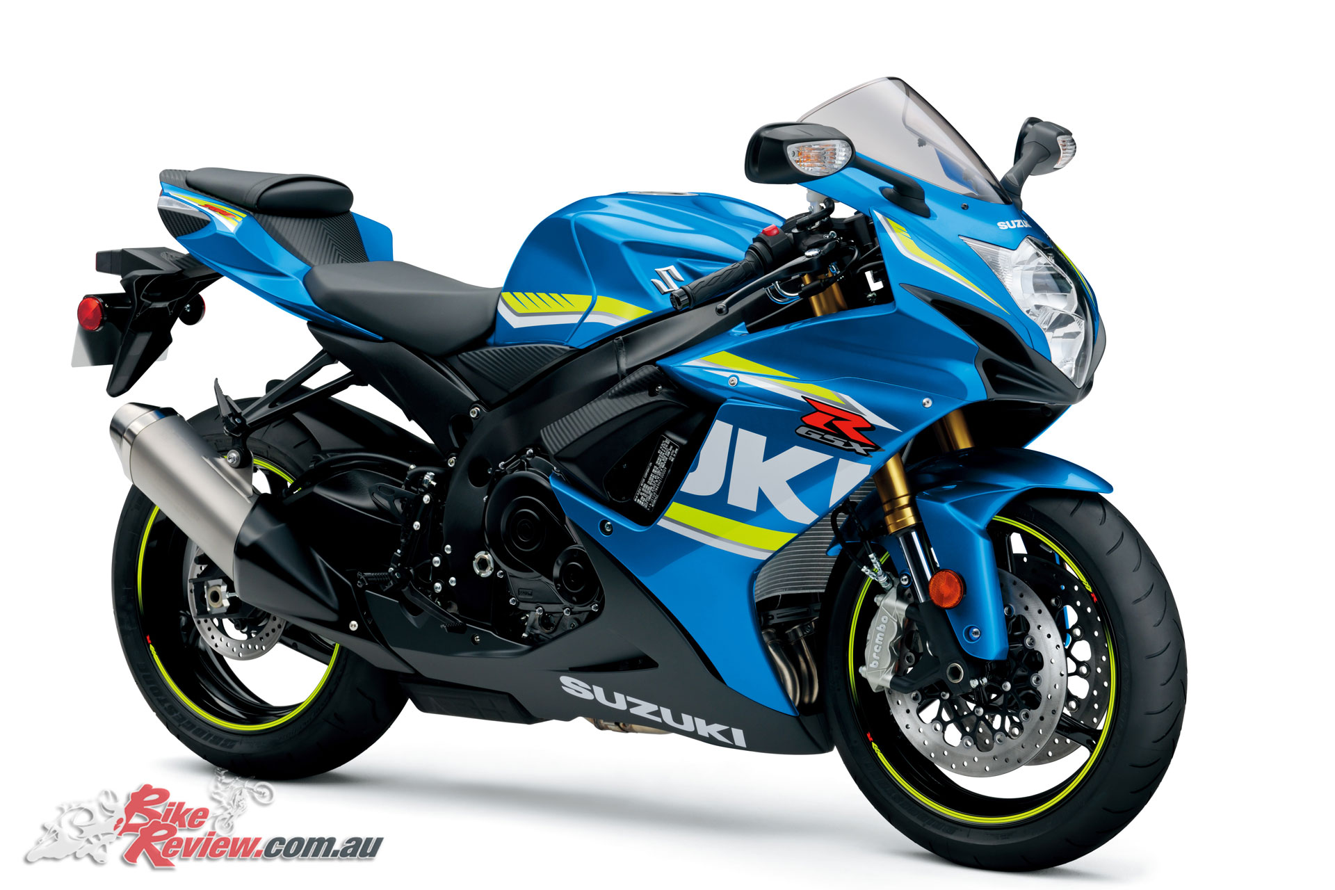 2018 suzuki gsx r750 available in dealers now bike review. Black Bedroom Furniture Sets. Home Design Ideas