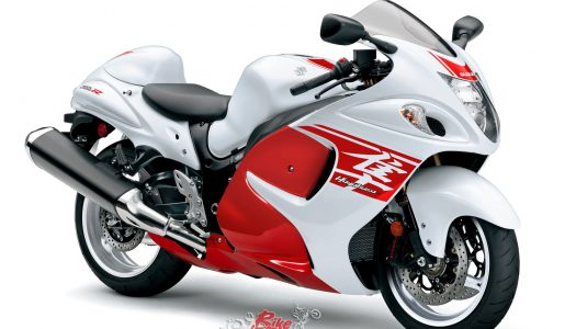 2018 Hayabusa sports two new colour schemes