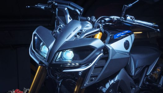 Yamaha's new MT-09SP arrives – $13,499 + ORC
