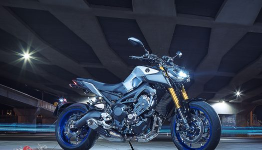 Yamaha unveil new Tracer GT & MT-09 SP at EICMA