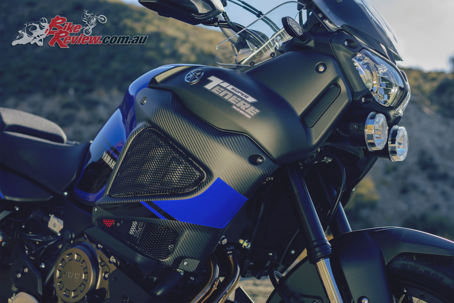 2018 Yamaha Super Tenere Raid Edition Amp Updated Yzf R1m