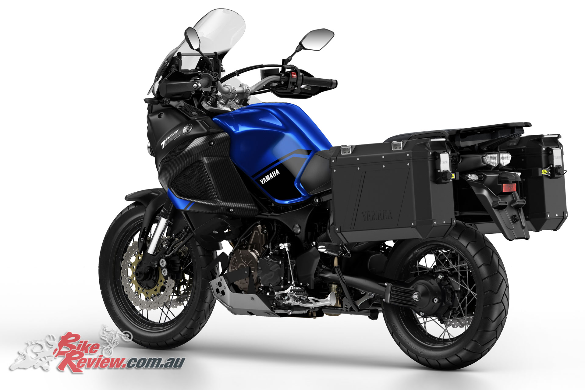Yamaha Super Tenere Review