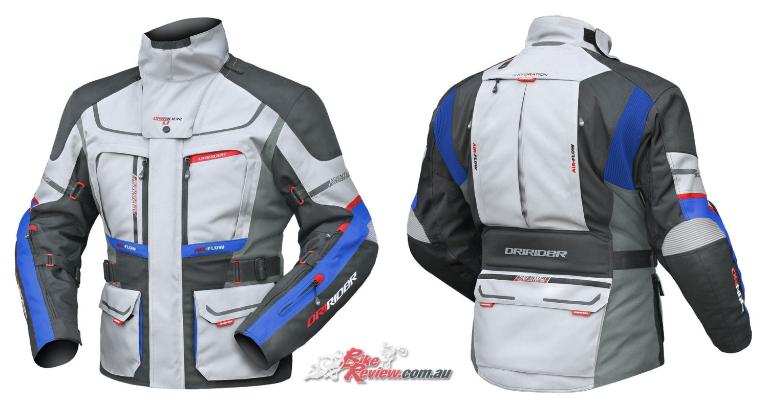 DriRider Vortex Adventure 2 Jacket