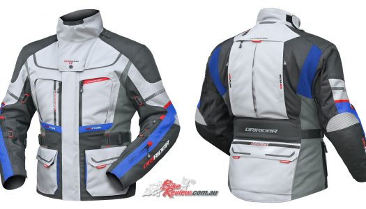 New Product: DRIRIDER Vortex Adventure 2 Jacket – Mens & Womens