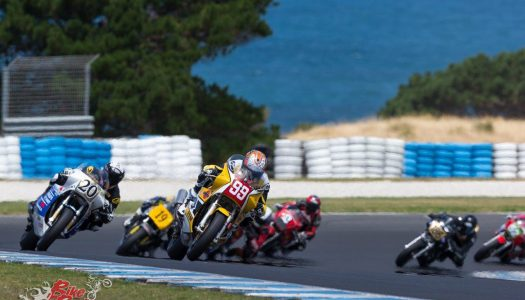 Oceania Historic Road Race Cup on Island Classic menu