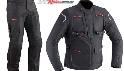 New Product: Ixon Cross Air Jacket & Pants