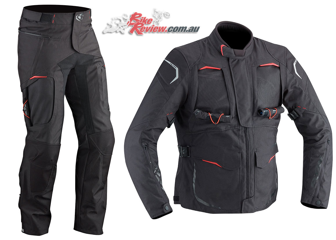 New Product Ixon Cross Air Jacket Amp Pants Bike Review