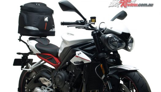 New Product: Ventura for Triumph's Street Triple 765