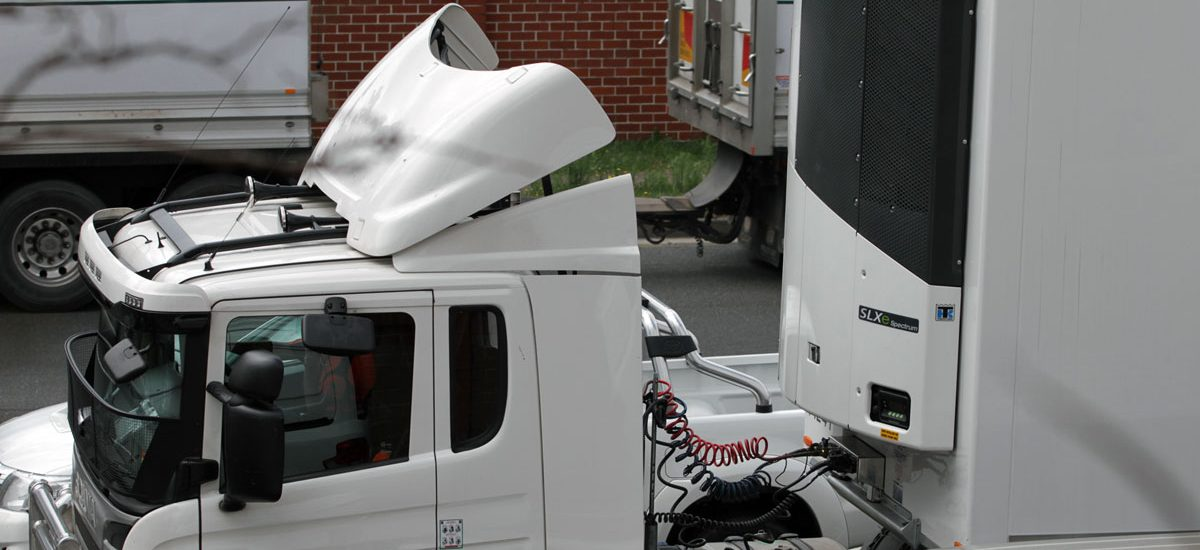As a professional heavy vehicle driver, Steve had a lot on the line...