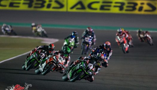 Rea takes Qatar double – Davies 2017 runner-up