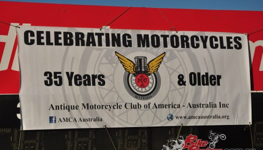 Feature: Antique Motorcycle Club of America (AMCA) arrives in Australia