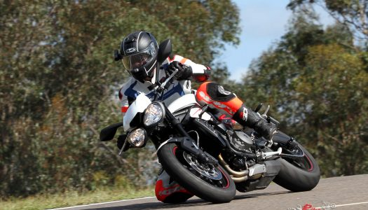 Review: 2017 Triumph Street Triple 765 R