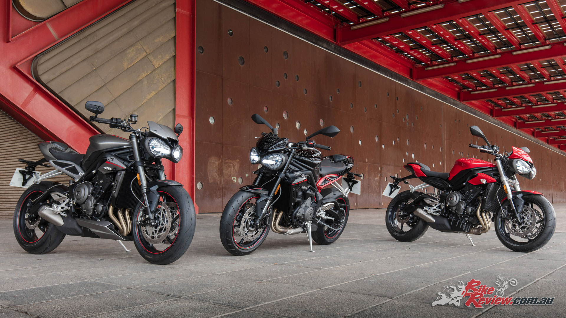 Review 2017 Triumph Street Triple 765 R Bike Review