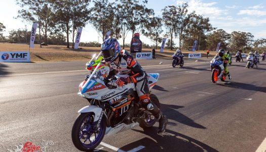 YMF R3 Cup rules align with Australian Supersport 300 in 2018