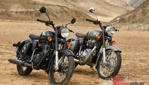 Royal Enfield: 3.99% PA finance on selected models!