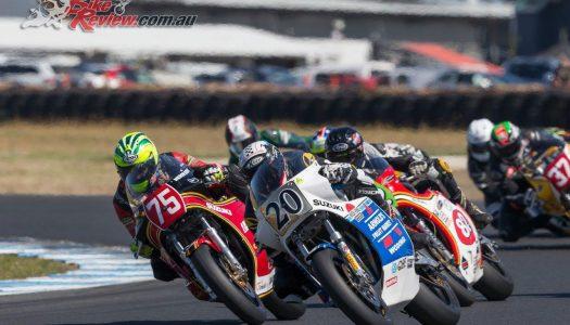 Corser leads Australian Island Classic line-up