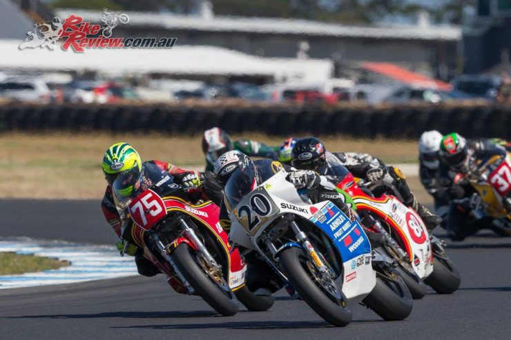 The Island Classic at Phillip Island reaches its 25th running in 2018
