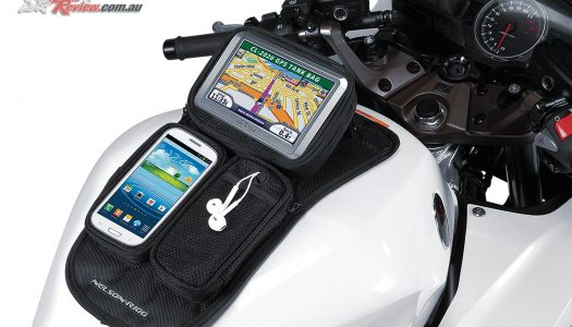 New Product: Nelson-Rigg GPS-MATE Tank Bag