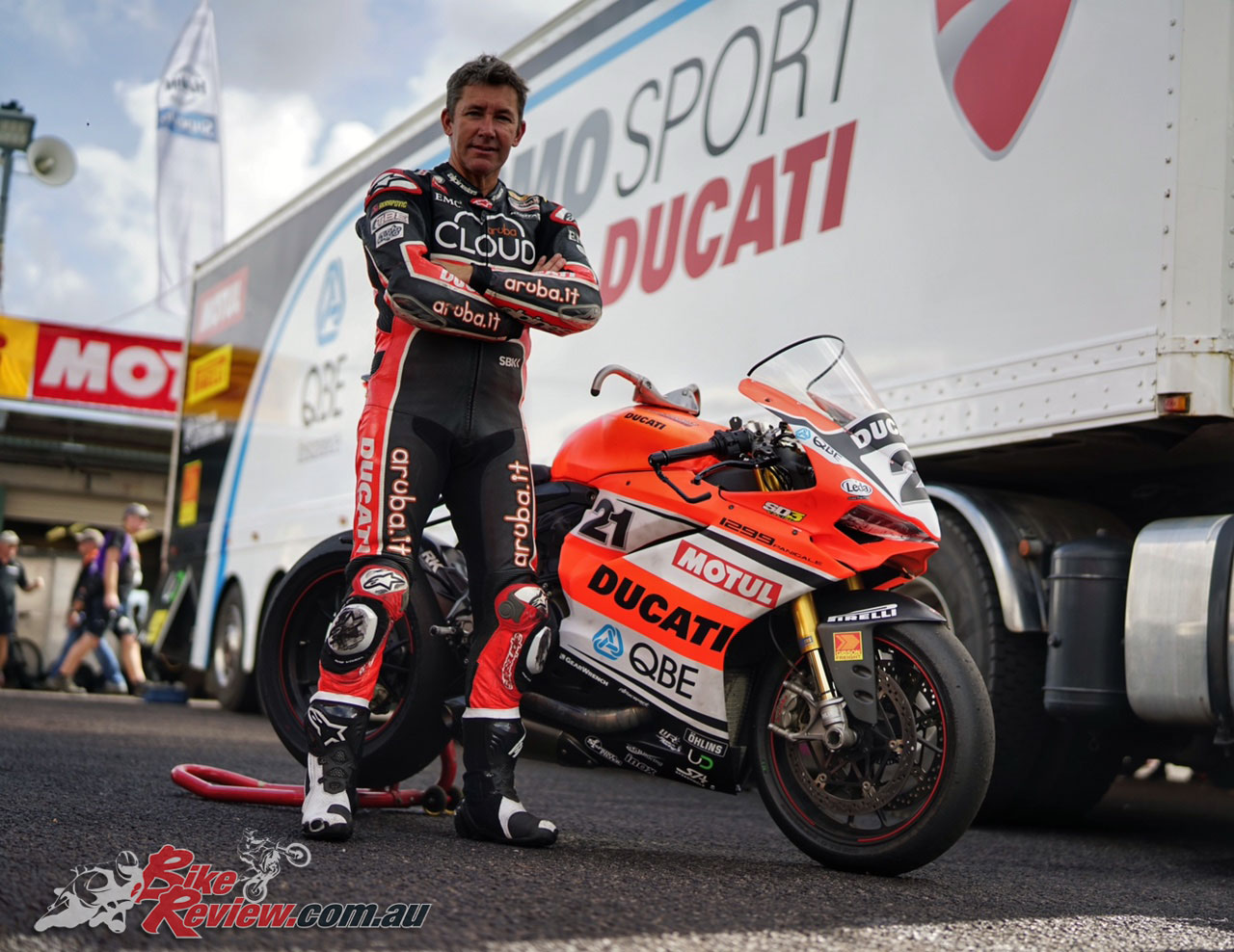 Troy Bayliss returns to full-time ASBK campaign - Bike Review