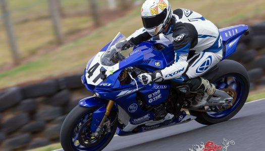 Maxwell tops Official Phillip Island ASBK Test