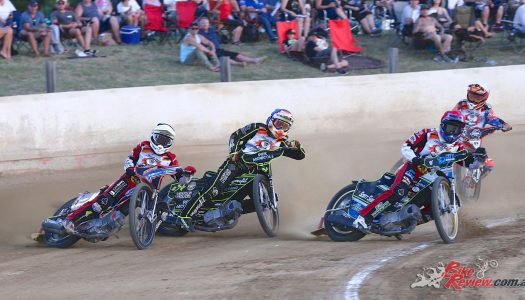 Tungate turns it on for Kurri Kurri Speedway round
